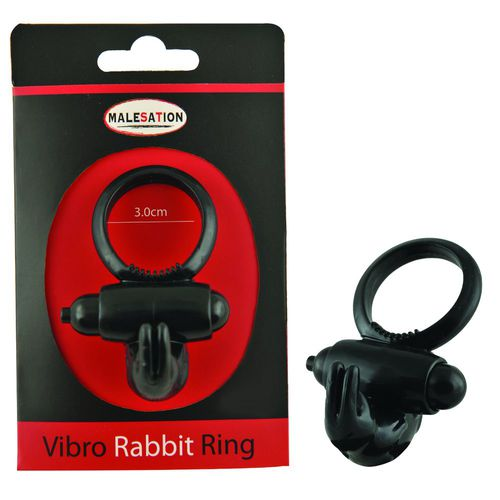 Vibro Rabbit Ring Penisring