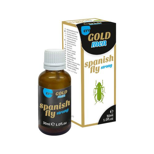 Spanish Fly Men Gold strong, 30 ml