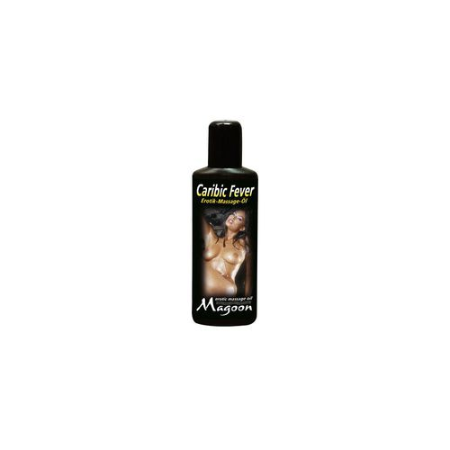 Caribic Fever Massage-Öl, 100 ml