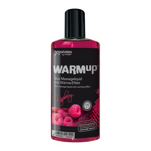 Warm Up Himbeer, 150 ml