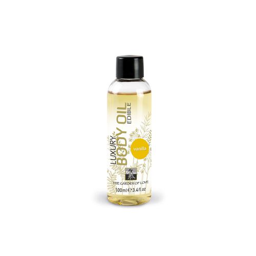 Luxury Body Oil Vanilla, 100 ml