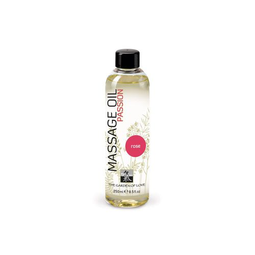 Passion Massage Oil Rose, 250 ml