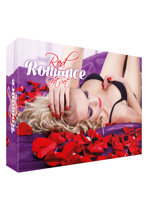 Red Romace Gift Set