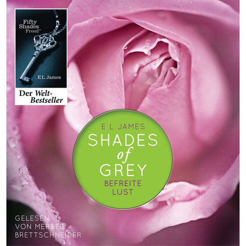 Shades of Grey - Befreite Lust, Hörbuch