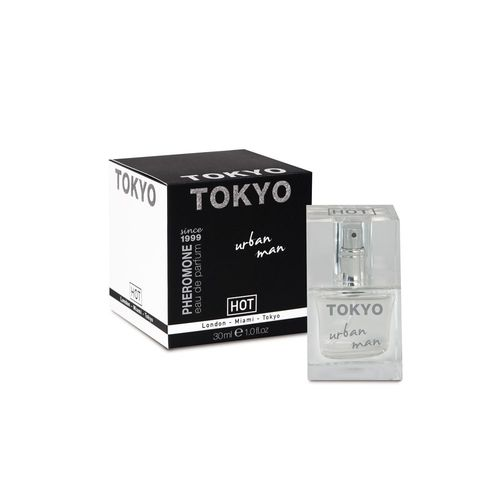 HOT Man Pheromone Parfum TOKYO urban man, 30 ml - Novum Erotik Online Sex Shop