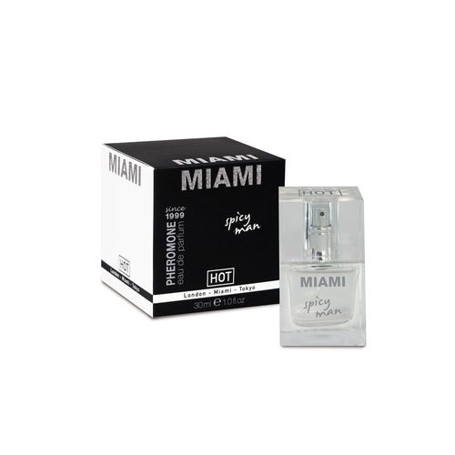 Man Pheromone Parfum MIAMI spicy man, 30 ml
