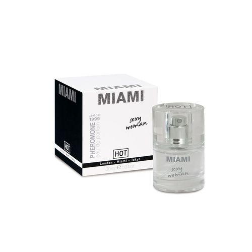 Woman Pheromone Parfum MIAMI sexy woman, 30 ml