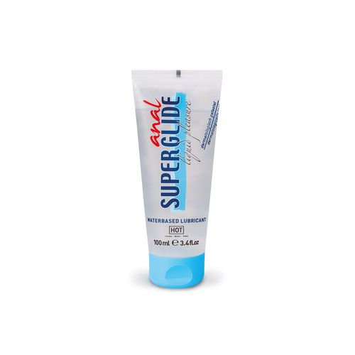 HOT Anal Superglide waterbased, 100 ml - Novum Erotik Online Sex Shop