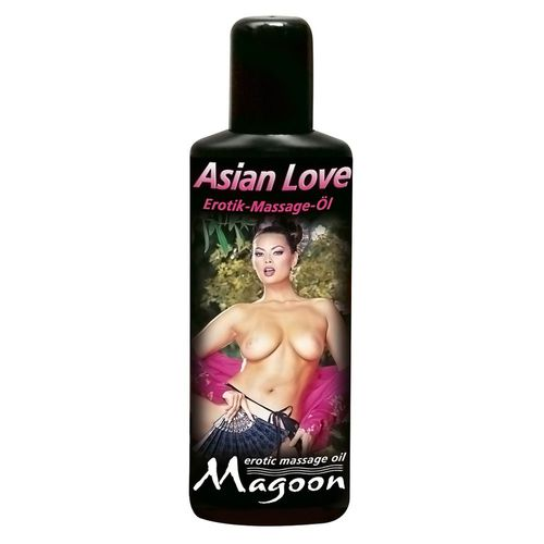 Asian Love Massage Öl, 100 ml