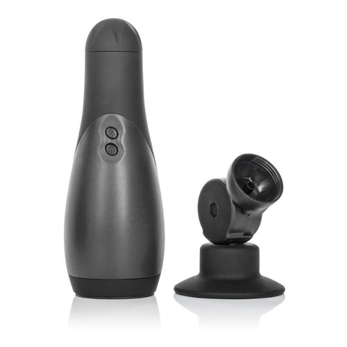 Apollo Power Stroker Masturbator mit Saugnapf