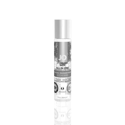 Sensual Massage Glide, 30 ml - duftneutral
