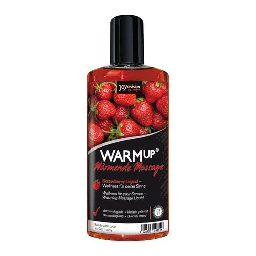 Warm Up Erdbeere, 150 ml