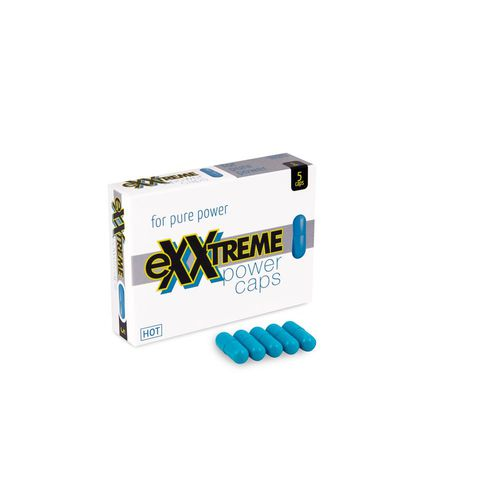 eXXtreme power caps, 5er