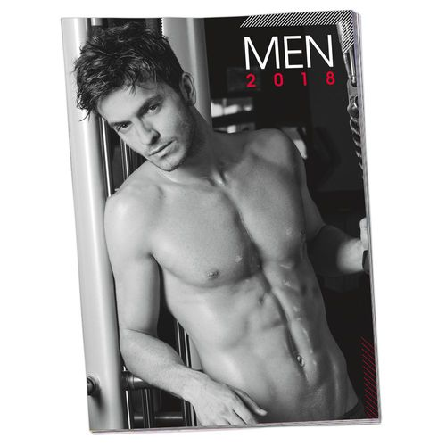 Men Pin-Up Kalender 2018