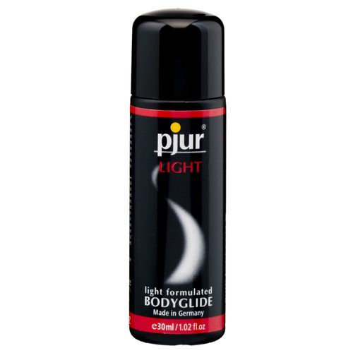 pjur Light, 30 ml - silikonbasiertes Gleit- & Massagegel