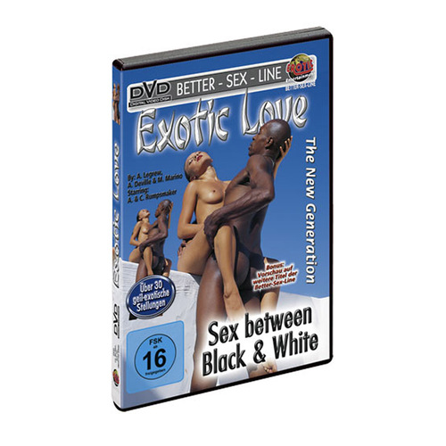 Exotic Love - DVD - Better Sex Line,Softcore