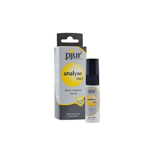 pjur analyse me!anal comfort spray, 20 ml