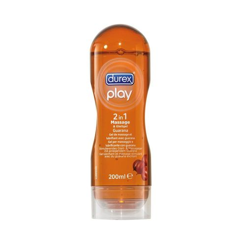 Duerx Play Massage 2 in 1, 200 ml mit Guarana