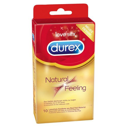 Durex Natural Feeling (10 Stck.) - latexfrei