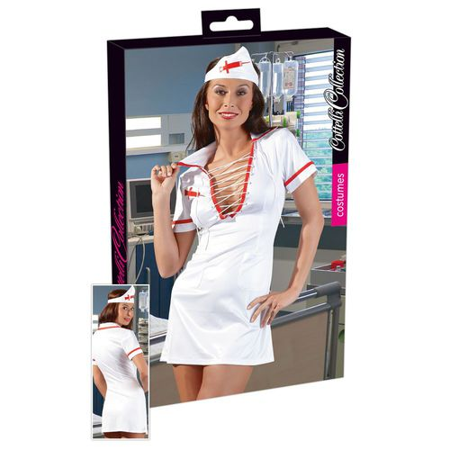Cottelli Collection Krankenschwester Outfit - Novum Erotik Online Sex Shop
