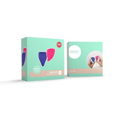 Fun Cup Explore Kit - Menstruationscups