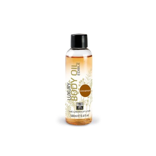 Luxury Body Oil Cinnamon, 100 ml