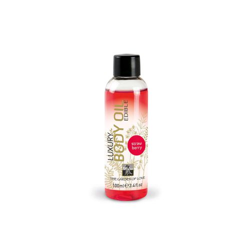Luxury Body Oil Strawberry, 100 ml