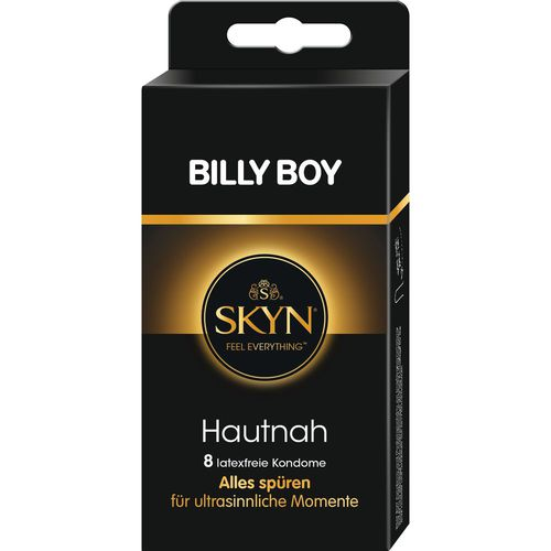 Billy Boy Skyn Hautnah latexfrei (8 Stck.)