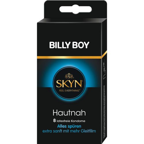 Billy Boy Skyn Hautnah extra feucht latexfrei (8 Stck.)