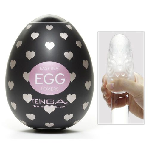 Egg Lovers - Einmalmasturbator in Ei-Form